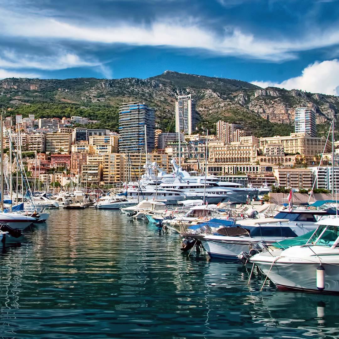 Wetter Monaco